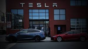 tesla dealership tesla inc tsla model s owner controls his car with alphabet inc