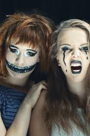 Scary Halloween Costumes For Kids 50 Pretty And Scary Halloween Makeup Ideas For Kids Family