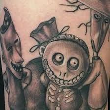nightmare christmas tattoo drawings nightmare before christmas