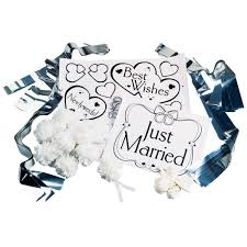 Wedding Car Decorations Top 10 Best Just Married Wedding Car Decorations News U0026 Information