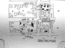 hugh comstock floor plan for the birthday house once upon a