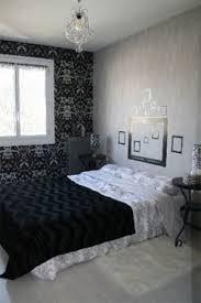 chambre à coucher blanc et noir decozone partagez vos idées déco de chambre à coucher