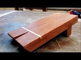 bench hook uses diy bench pin the best way to use a coping saw youtube