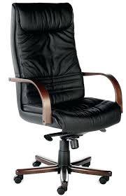 fauteuil de bureau haut de gamme fauteuil de bureau haut fauteuil de bureau cuir et bois massif haut