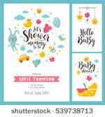 baby shower free vector art 1316 free downloads