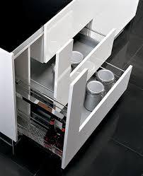 modern kitchen organization interior design