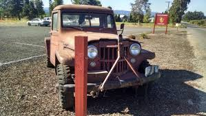 willys jeep truck diesel brothers cohort outtake willys jeep pickup u2013 when jeep pickups were work