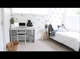 Budget Bedroom Makeover - budget bedroom makeover youtube