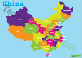map of china map of china teaching resource teach starter