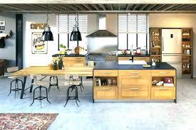 meuble bar pour cuisine ouverte bar cuisine americaine cuisine americaine avec bar meuble pour