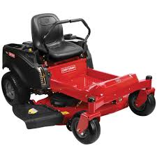 craftsman 22 hp v twin kohler 46 u201d zero turn riding mower at sears