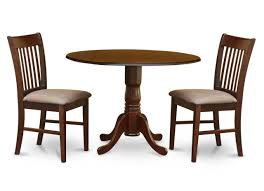 Round White Table And Chairs For Kitchen by Dining Room Incredible Small Dining Room Design Using Square Oak