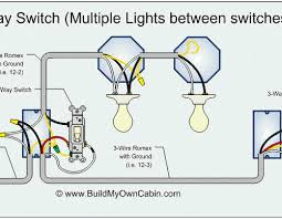 charming 3 way and 4 way wiring diagrams with multiple lights u2013 do