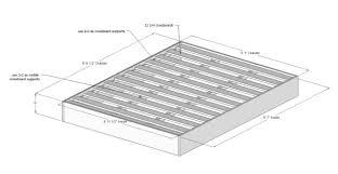 bed frames ikea platform bed king size bed frame with headboard