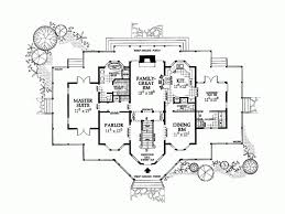 mansion layouts eplans house plan farmhouse 2658 square