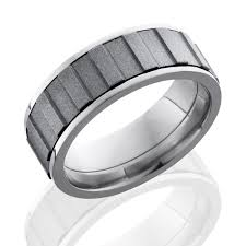 gear wedding ring gear spinner titanium ring lashbrook titanium ring
