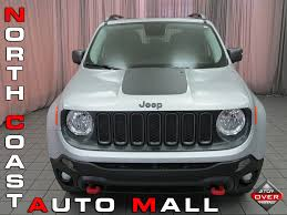 jeep renegade 2017 2017 used jeep renegade trailhawk 4x4 at north coast auto mall