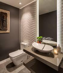 Powder Rooms Powder Rooms Powder Room Transitional With Gold Accents Door