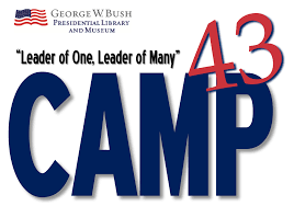 2018 camp 43 accepting applications the george w bush