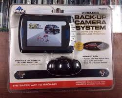 peak backup camera rear view monitors cams u0026 kits ebay