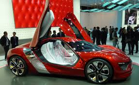 renault concept cars 2010 paris auto show renault dezir concept u2013 car and driver