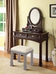 Bedroom Vanity Table Espresso Bedroom Vanity Foter