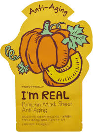 pumpkin mask i m real anti aging sheet mask ulta beauty