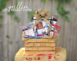 fathers day gift basket 365 designs s day grillin gift basket crate