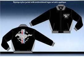 ford mustang jacket ford mustang jacket lightweight zip ripstop jacket wind breaker
