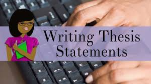 write a good thesis statement write a good thesis statement youtube