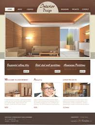ofek technologies templates with interior design website template