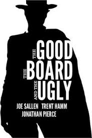 the the board and the get your stuff together jonathan ep