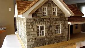 House Models by Ontario Stone House Model Youtube