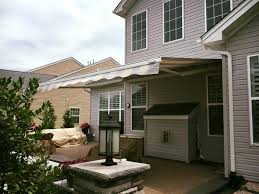 New Awnings New Jersey Retractable Awnings U0026 Professional Awning Installation