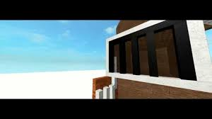 roblox small modern house timelapse youtube