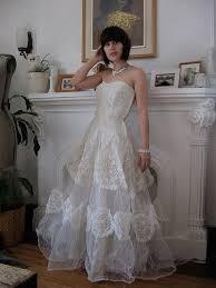 Wedding Dresses 2009 This Wedding Dress Cost Five Dollars Glamour