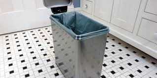 trash can attached to cabinet door the best small trash cans reviews by wirecutter a new york times