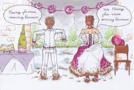 dessin humoristique mariage mariage pluvieux ou plus vieux manuerebelle numa