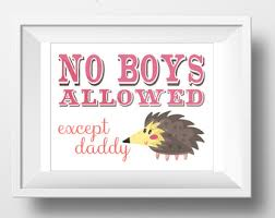 Dadds Upholstery No Girls Allowed Etsy
