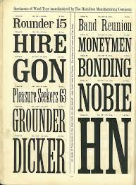 57 best wood type images on wood types fonts and