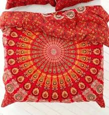 Urban Outfitters Magical Thinking Duvet Tapestry Medallion Duvet Cover Magical Thinking Dhara Medallion