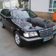 1999 black mercedes left drive mercedes c class westernlhd any of left