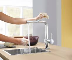 Faucets For Kitchen by Inspirational Faucets For Kitchen By Grohe Teen To 30 Stuck In