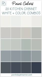 kitchen cabinet paint color sles 20 cabinet paint color combos for the kitchen porch daydreamer