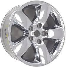 rims for 2013 dodge ram 1500 aly2495c dodge ram 1500 wheel chrome clad 1uc56sz0aa