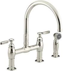 Bridge Faucets For Kitchen by Perrin And Rowe Bridge Faucet Polished Nickel Love