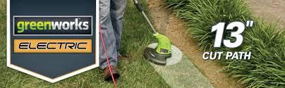 target black friday trimmer deals greenworks corded 4 amp 13 inch string trimmer target