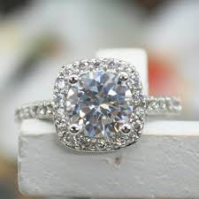 sterling engagement rings images 9 2 5 size 4 5 6 7 8 engagement cz s925 sterling silver 1 5 carat jpg