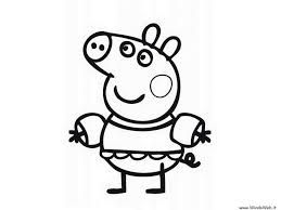 peppa pig coloring pages bestofcoloring