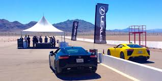 lexus f sport road bike track day lexus f sport fun in vegas